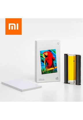 XIAOMI MIJIA 6 inch 40 Sheets Photo..