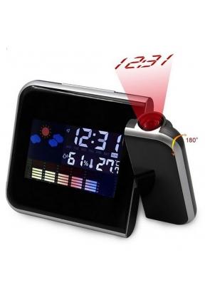 Digital LCD LED Projector Alarm Clo..