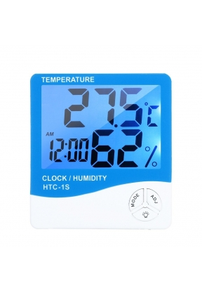LCD Digital Indoor °C/°F Thermomete..