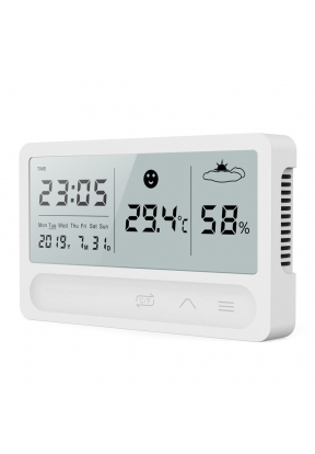 Multifunction LCD Digital Thermomet..