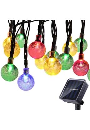 6.5m Solar Powered 30-LED String Li..