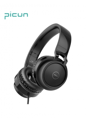 PICUN C60 3.5mm Over Ear Headphone ..