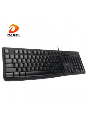 DAREU LK185 104 Keys USB Wired Keyb..