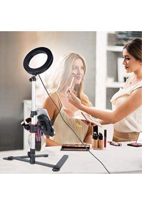 15cm Desktop LED Selfie Ring Fill L..