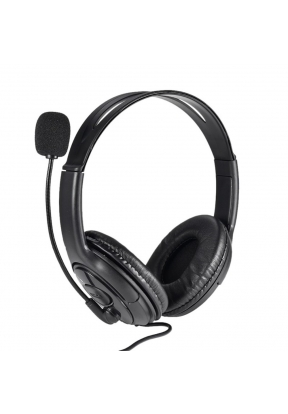USB Computer Headset with Noise Can..