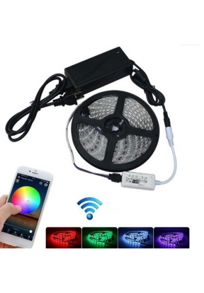10M 5050 RGB WIFI LED Soft Light St..