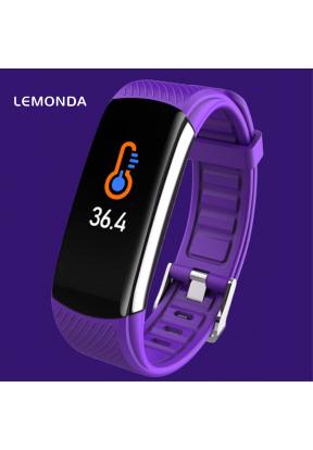 LEMONDA Smart Watch C6T 0.96'' Colo..