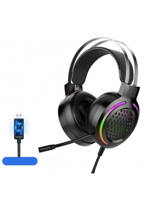 Gaming Headset 7.1 Stereo USB 3.5mm..