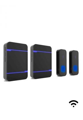 N15K-B IP55 Waterproof Wireless Doo..
