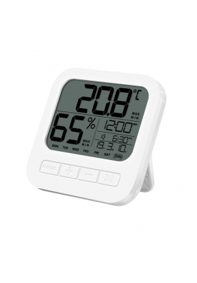 Home Use Indoor Thermo-hygrometer E..