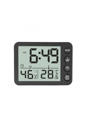 TS-9606 Creative Indoor Thermo-hygr..