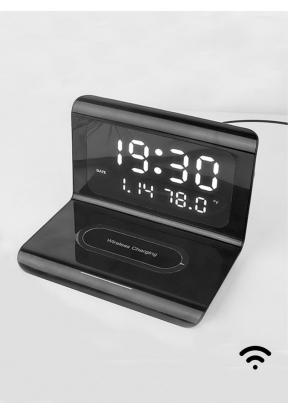 10W Qi Wireless Charging Fast Charg..