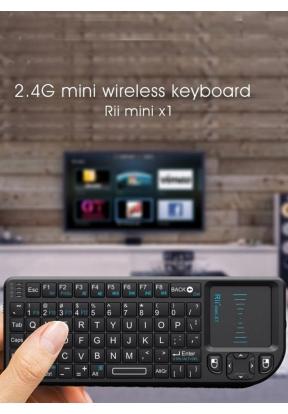 RII Mini X1 2.4GHz Wireless Keyboar..