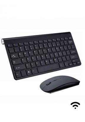 QH-001 2.4G Wireless Mini Keyboard ..