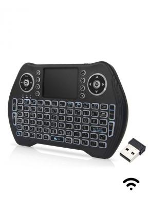 Backlit 2.4GHz Wireless Keyboard To..