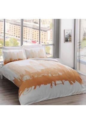 6 Pieces Glow London Double Duvet C..