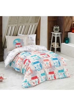 3 Pieces Renata Single Duvet Cover ..