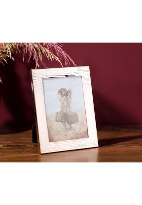 Glam Stripe Metal Frame 16,5 x 21 C..