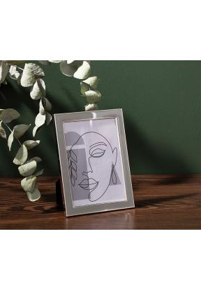 Rivera Metal Frame 14,1 x 19,0 Cm -..