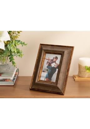 Romantic Frame 10 x 15 Cm - Brown..