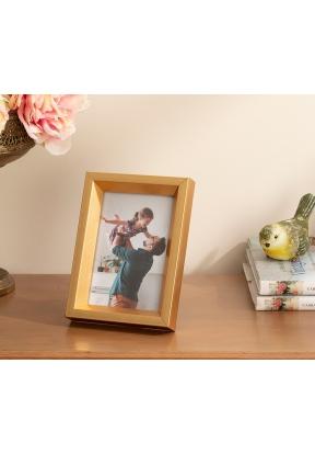 Cypress Frame 10 x 15 Cm - Gold..