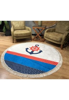 Round Palermo Carpet Anchor 160 x 1..